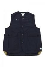 SASSAFRAS[ササフラス]Whole hole Vest 60/40