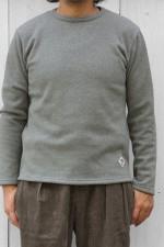 ARVOR MAREE[アルヴォマレー]Mouton Jersey Crew Neck MJ-CRW