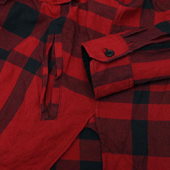 Engineered Garments[エンジニアド ガーメンツ]Bird Shooter Shirt Big Plaid
