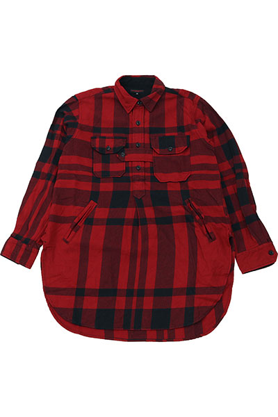 Engineered Garments[エンジニアド ガーメンツ]Bird Shooter Shirt Big Plaid