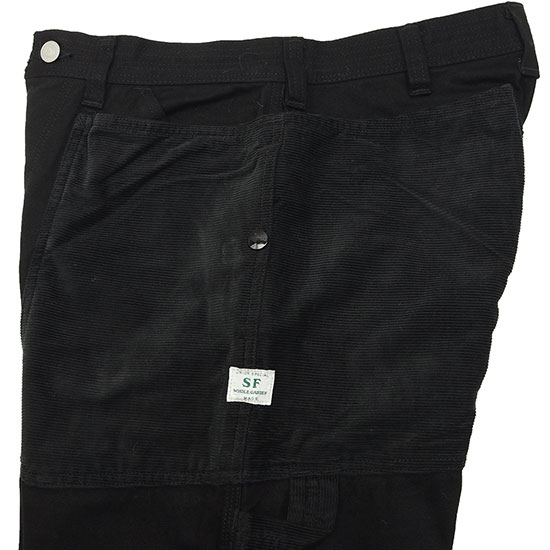 SASSAFRAS[ササフラス]FALL LEAF GARDENER PANTS DUCK
