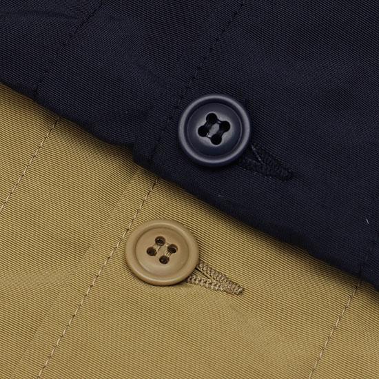 SASSAFRAS[ササフラス]Garden Hole Jacket