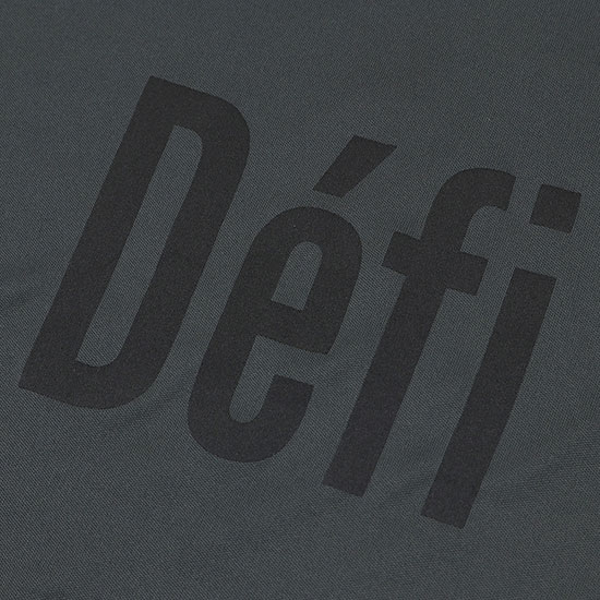 Direction[ディレクション]Defi FRONT&BACK REFLECTOR PRINT NO SLEEVE