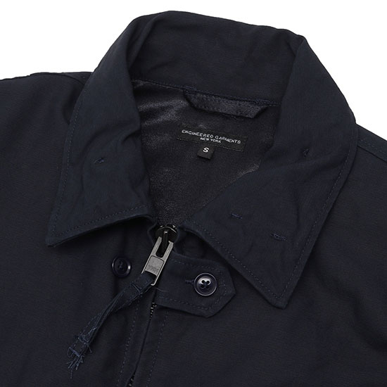 Engineered Garments[エンジニアド ガーメンツ]DRIVER JACKET DOUBLE CLOTH