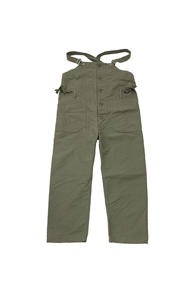 Engineered Garments[エンジニアド ガーメンツ]Overalls Cotton Double Cloth