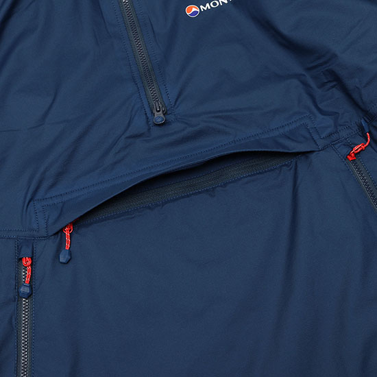 MONTANE[モンテイン]HYDROGEN EXTREME SMOCK