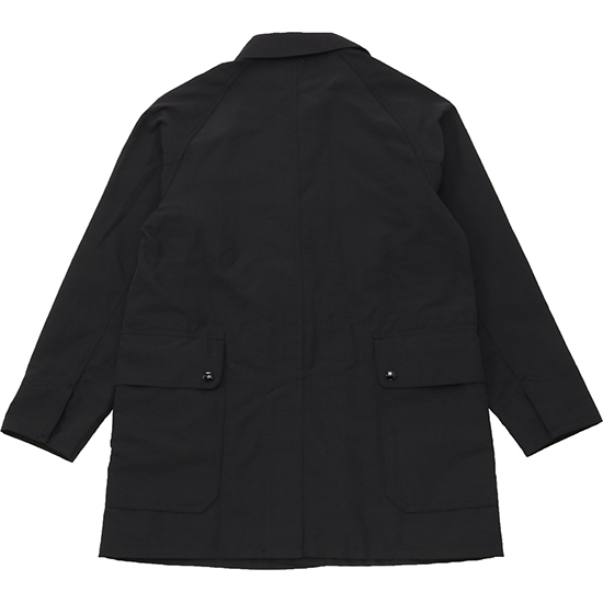 SASSAFRAS[ササフラス]Fall Leaf Coat 60/40 Cloth
