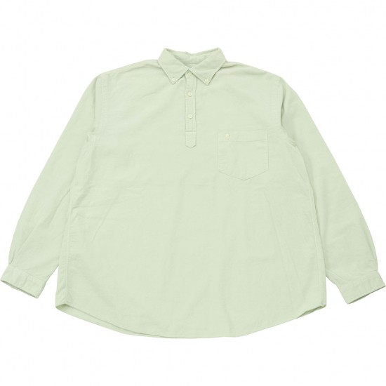 SUNSHIINE+CLOUD[サンシャインクラウド]SLIP ON SHIRT CORDUROY
