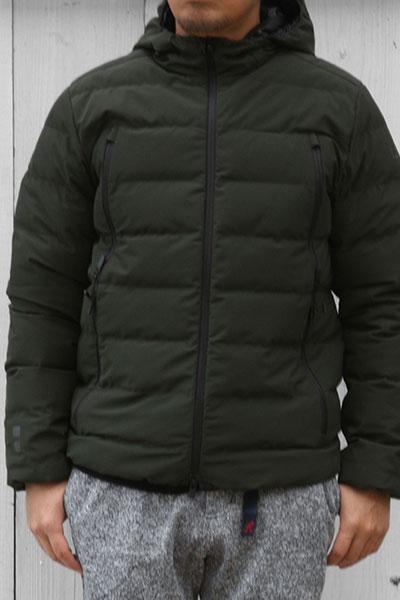 UBR[ウーバー]Regulator Down Jacket 7044(AW18)