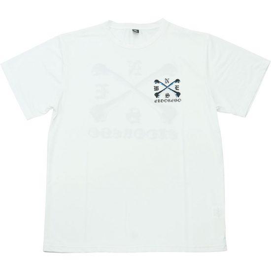 ELDORESO[エルドレッソ]Cross T-Shirt E1002028 ※メール便対応可