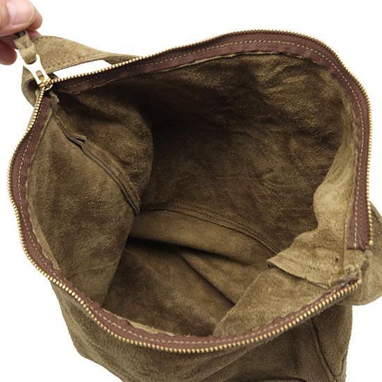 GHOST DANCE[ゴーストダンス]SUEDE BAG IN BAG