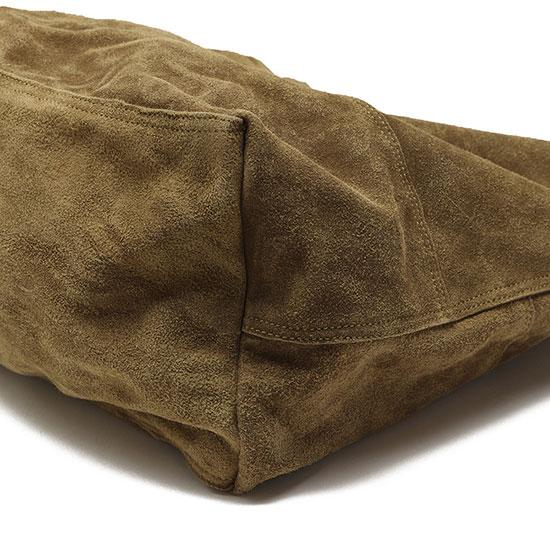 GHOST DANCE[ゴーストダンス]SUEDE SHOULDER BAG XL
