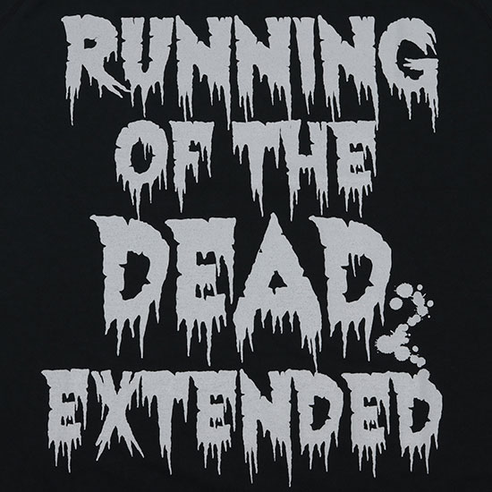 FRANK&MORRIS[フランクアンドモリス]RUNNING OF THE DEAD2 EXTENDED