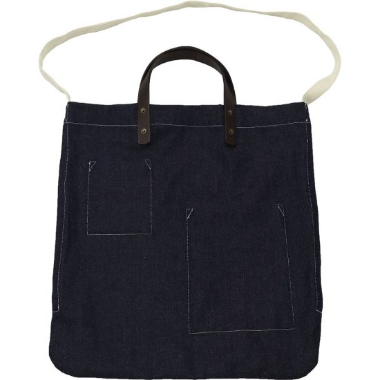 Au Vrai Chic Britain[チックブリテン]2way Denim Bag