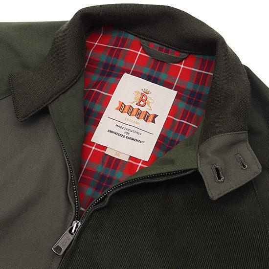 Engineered Garments[エンジニアド ガーメンツ]BARACUTA SPECIAL G-9 COMBO