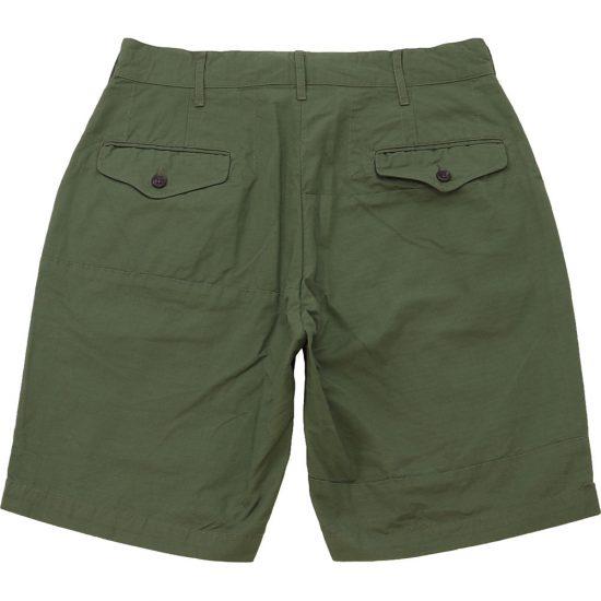 Engineered Garments[エンジニアド ガーメンツ]Ghurka Short Cotton Ripstop