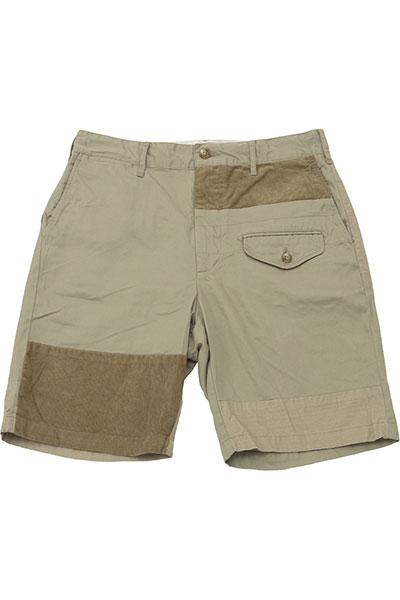 Engineered Garments[エンジニアド ガーメンツ]Ghurka Short Flat Twill