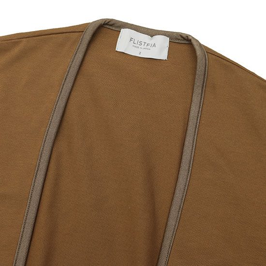 FLISTFIA[フリストフィア]Piping Cardigan PC110116