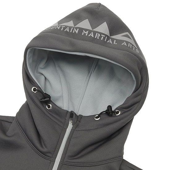 MOUNTAIN MARTIAL ARTS[マウンテンマーシャルアーツ]Power Strech Pro Zip Hoody