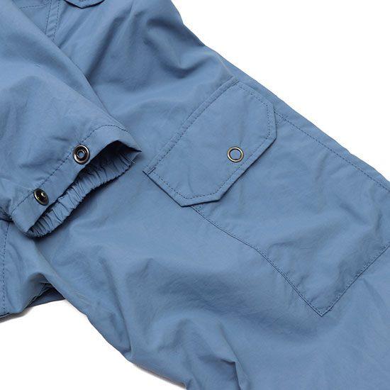 Engineered Garments [エンジニアド ガーメンツ]Atlantic Parka Acrylic Coated Nylon Taffeta