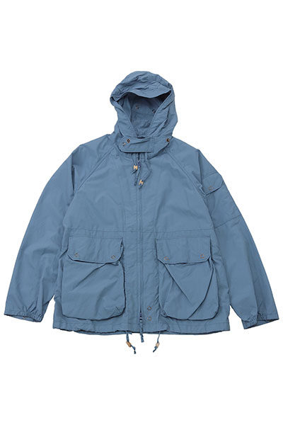 Engineered Garments [エンジニアド ガーメンツ]Atlantic Parka Acrylic Coated Nylon Taffeta