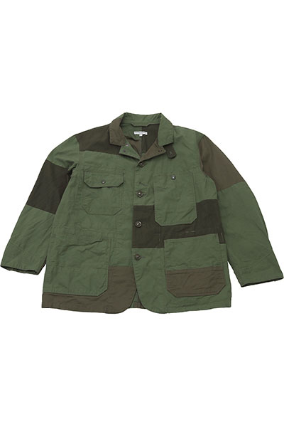 Engineered Garments[エンジニアド ガーメンツ]Logger Jacket Cotton Ripstop