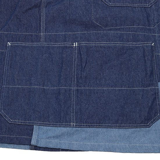 Engineered Garments[エンジニアド ガーメンツ]Logger Jacket Washed 8oz Denim