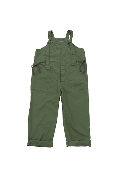 Engineered Garments[エンジニアド ガーメンツ]Overalls Cotton Ripstop