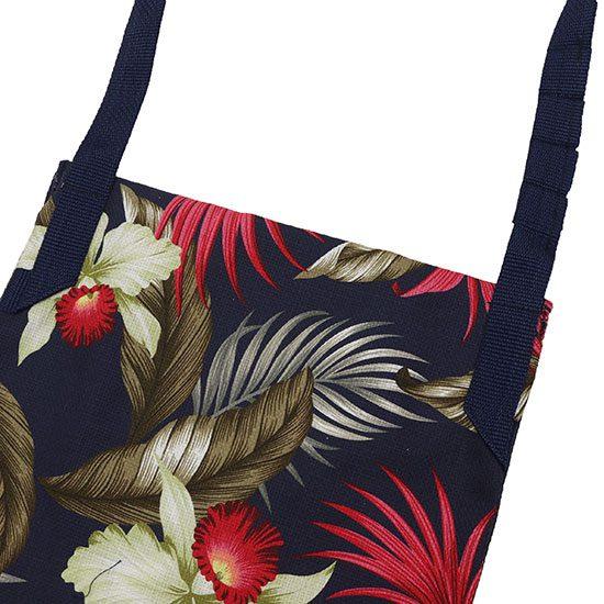 Engineered Garments [エンジニアド ガーメンツ]Shoulder Pouch Hawaiian Floral Java Cloth