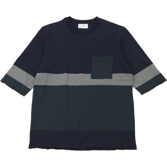 FLISTFIA[フリストフィア]1/2Sleeve T Shirts PH01016