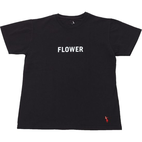 grown in the sun[グローンインザサン]Short Sleeve T-Shirts FLOWER FRIDAY