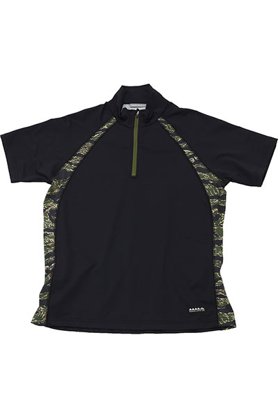 MOUNTAIN MARTIAL ARTS[マウンテンマーシャルアーツ]ACTIVE ZIP TOP MMA16-73