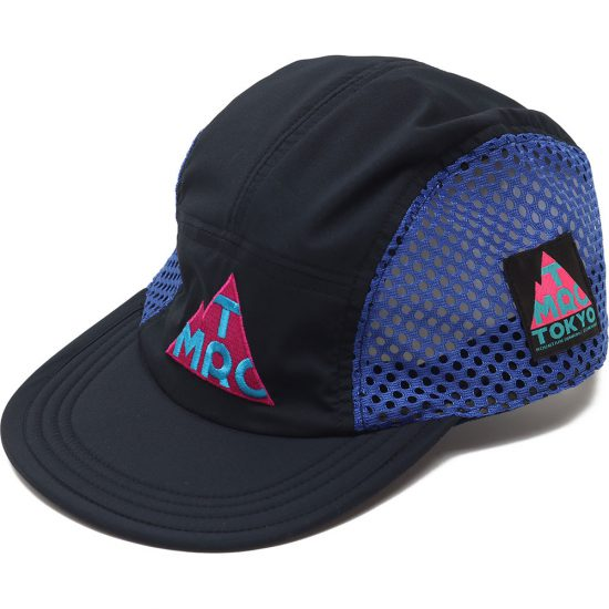 MOUNTAIN MARTIAL ARTS[マウンテンマーシャルアーツ]TMRC Side Mesh Run Cap MMA16-62