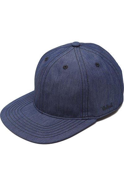 WOOLRICH OUTDOOR[ウールリッチアウトドア]CANVAS DENIM CAP NOCAP1941