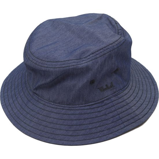 WOOLRICH OUTDOOR[ウールリッチアウトドア]CANVAS DENIM HAT NOHAT1940