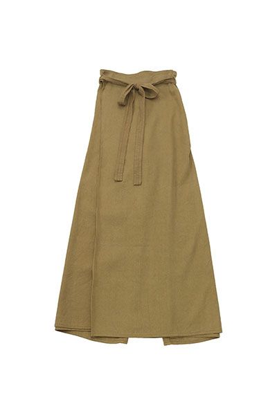 nowos[ノーウォス]Wrap pants 4706005347