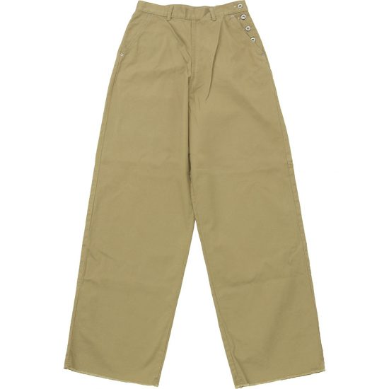 nowos[ノーウォス]Chino ranch pants 4706005363