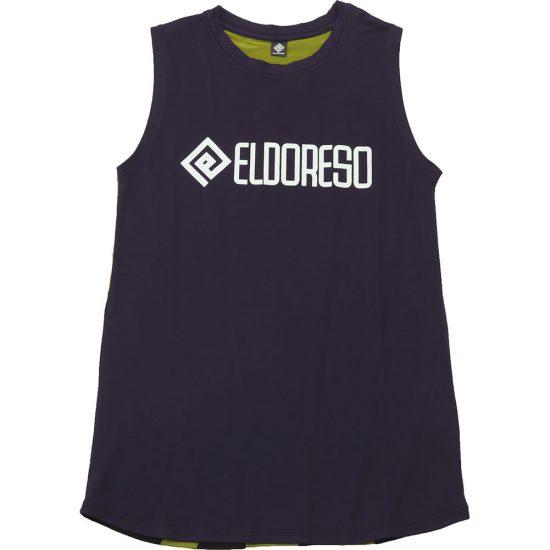 ELDORESO[エルドレッソ]Radiation Sleeveless T E1201019