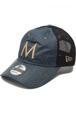 MOUNTAIN MARTIAL ARTS[マウンテンマーシャルアーツ]MMA×NEW ERA 5th Aniv.Denim Trucker Cap MMA16-56
