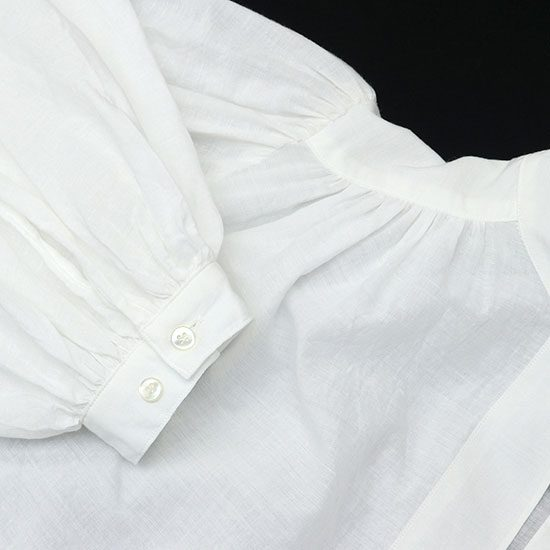 nowos[ノーウォス]Stand collar shirt 4703005334