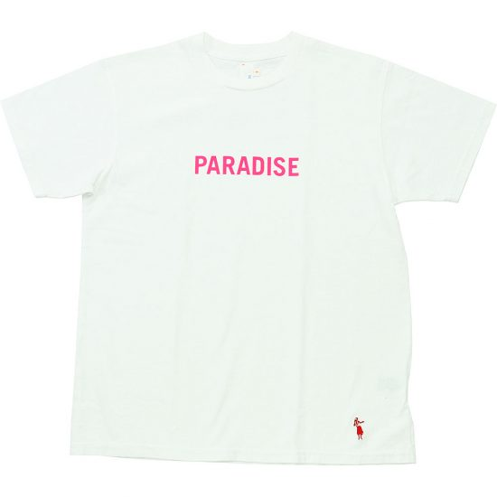 grown in the sun[グローンインザサン]Short Sleeve T-Shirts PARADISE PINK ※メール便対応可