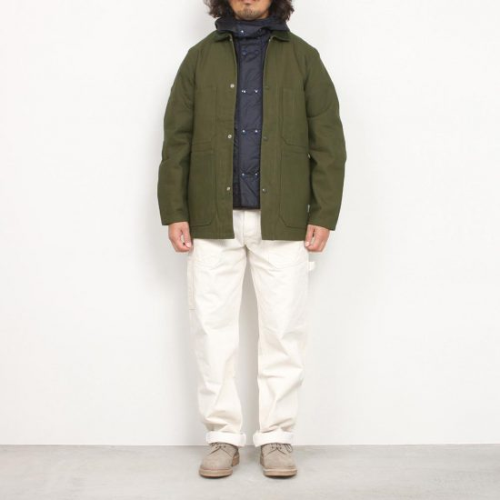 SASSAFRAS[ササフラス]Fall Leaf Gardener Pants SF-191493