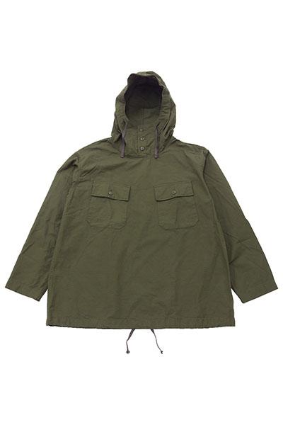 Engineered Garments[エンジニアド ガーメンツ]Cagoule Shirt Drab Ripstop