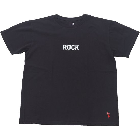 grown in the sun[グローンインザサン]Short Sleeve T-Shirts ROCK YOU