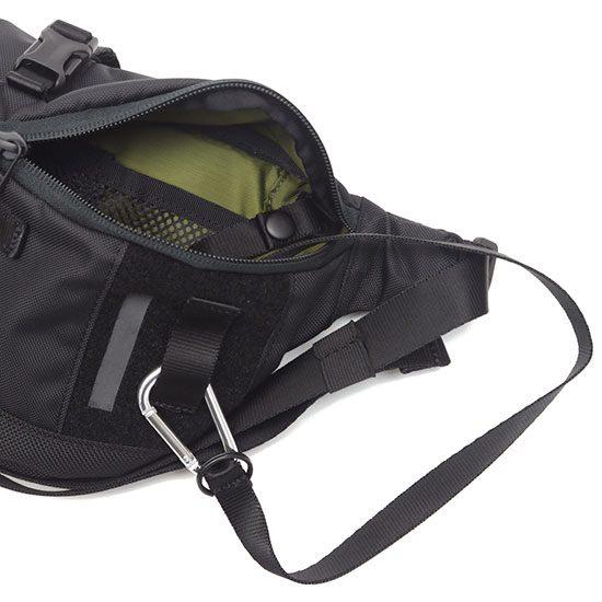 nunc[ヌンク]Crony Waist Bag NN014010