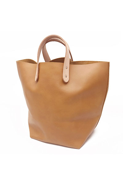 TEMBEA[テンベア]SHRINK LEATHER DELIVERY TOTE TMB-1695H