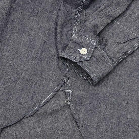 Engineered Garments[エンジニアド ガーメンツ]Work Shirt Cone Chambray