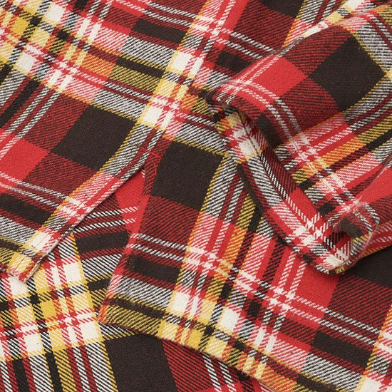 South2 West8[サウス2 ウエスト8]Mexican Parka Twill Plaid