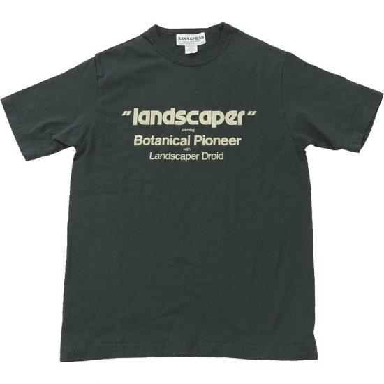 SASSAFRAS[ササフラス]Landscaper SR T 1/2 ※メール便対応可