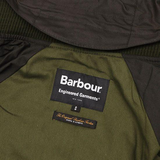 Engineered Garments[エンジニアド ガーメンツ]EG×Barbour Ground Wax